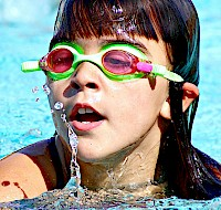 Swimming Pool Eye Safety Tips