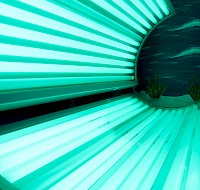 Indoor Tanning Is Gambling With Your Vision
